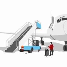 Обслуживание пассажиров