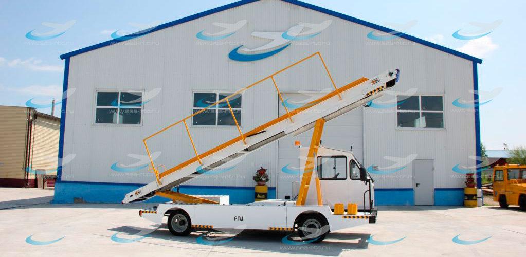 Самоходный ленточный транспортер транспортеры ленточные в аренду